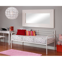 Walmart: Metal Daybed, White