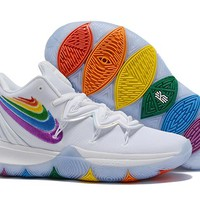 "Nike Kyrie 5 ""6 Colors Logo"""