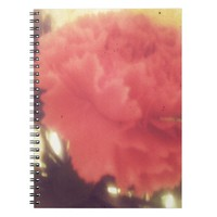 Vintage Rose Notebook