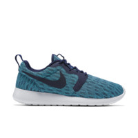 Nike Roshe One Knit Jacquard Men's Shoe Size 10.5 (Blue)