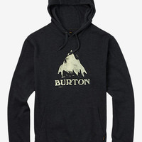 Burton Classic Mountain Recycled Pullover Hoodie   Burton Snowboards Spring 16