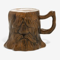 The Legend Of Zelda Great Deku Tree Figural Mug