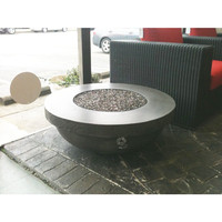 3 Foot Circular You-Design-It Custom Made Fire Pit Table