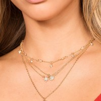 Universal Appeal Layered Necklace