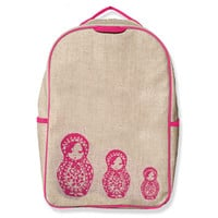 SOYOUNG PINK RUSSIAN DOLLS GS BACKPACK
