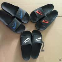 """Nike"" Fashion Casual Comfortable Sandals Shoes Men Coconut Slippers"