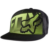Fox Racing Youth Boys Static Snapback Adjustable Hat One Size Black