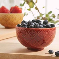 Embossed Bowl Set