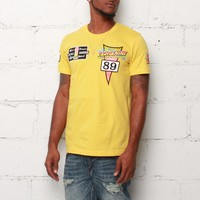 Thriller Jersey T shirt Sport Yellow