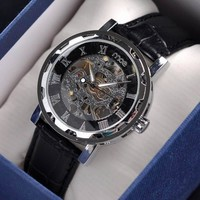 Designer's Awesome New Arrival Gift Great Deal Stylish Good Price Trendy Luxury Silver Hollow Out Watch [9532097927]