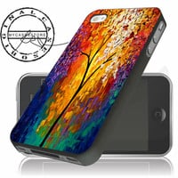 Abstract Tree Of Life iPhone 4 5 5c 6 Plus Case, Samsung Galaxy S3 S4 S5 Note 3 4 Case, iPod 4 5 Case, HtC One M7 M8 and Nexus Case