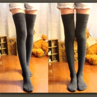 Over The Knee High Stockings