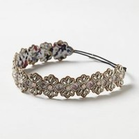 Radiant Garland Headband by Anthropologie Peach One Size Hair