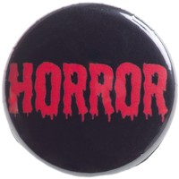 SOURPUSS LIMITED EDITION HORROR BUTTON