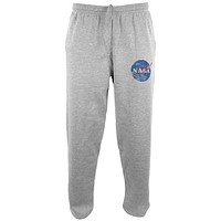 NASA Distressed Logo Mens Sweatpants