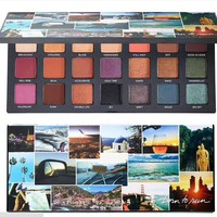 2018  New Make up Palette Born To Run Eye shadow Palette 21 colors eyeshadow  free shipping