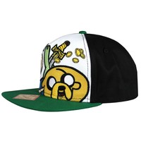 Adventure Time Jake and Finn Cap - Buy Online at Grindstore.com