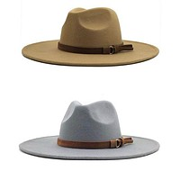 The Dandy Panama Hat
