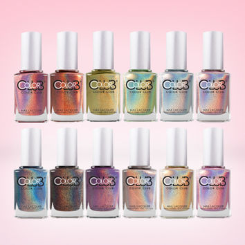 Color Club Halo Hues Holographics Gift Set (Full Collection)