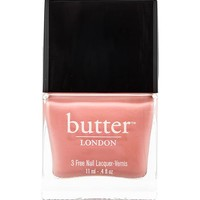 butter LONDON 3 Free Lacquer in Pink