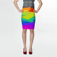 Rainbow Crystals by House of Jennifer (Skirt)