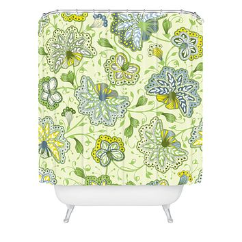Sabine Reinhart Colors Of The Wind Shower Curtain