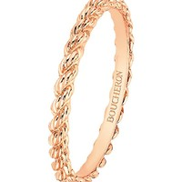 BOUCHERON - Serpent Bohème 18ct pink-gold wedding band | Selfridges.com