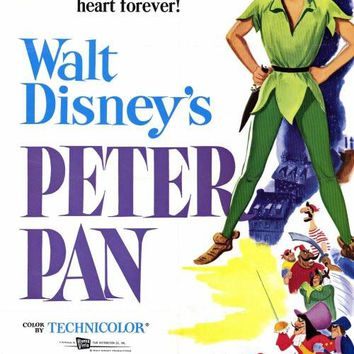 Peter Pan 27x40 Movie Poster (1976)