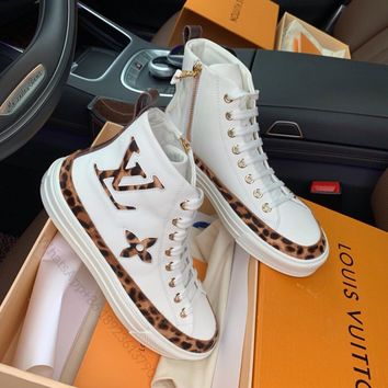 Louis Vuitton LV STELLAR Sports boots