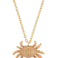 Don't Be Shellfish Necklace in Maryland | Mod Retro Vintage Necklaces | ModCloth.com