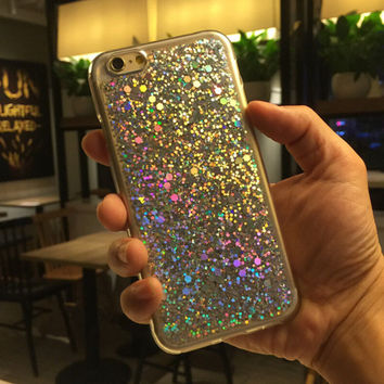 Newest Twinkle Case Cover for iPhone 7 iPhone X 8 6 6S 6 Plus 6S Plus + Free Shipping + Gift Box