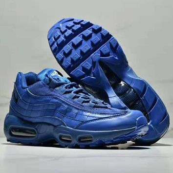 NIKE AIR MAX 95 2018 new trend retro solid color air cushion sports running shoes