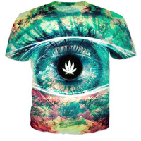 The eye of the weed ~ T-shirt