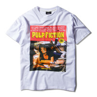 PULP FICTION MENS T SHIRT