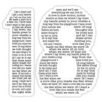 18 - One Direction [BLACK] by carolanneroyer