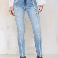 Nasty Gal Denim - Join the Fray Skinny