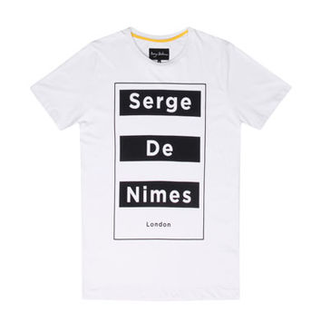Serge DeNimes Block T-Shirt