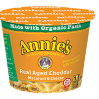 Macaroni and Cheese with Real Aged Cheddar Twin Pack - 4.02 oz each
