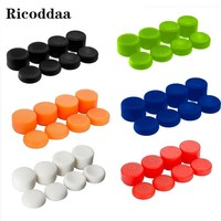 8 In 1 For Xbox 360 Silicone Controller Analog Grips Thumbstick Cover Rubber Thumb Grip For Sony Playstation 4 PS3/PS4/Slim/Pro