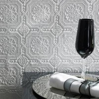 Graham & Brown - Small Squares Paintables Wallpaper