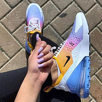 Nike Air Max 270 Rainbow Sneakers Shoes