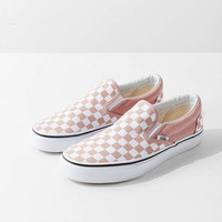 Vans Checkerboard Slip-On Sneaker | Urban Outfitters
