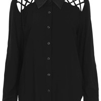 **Witchy Shirt Freak Of Nature - Tops - Clothing - Topshop USA