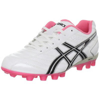 Asics Womens Soccer Faux Leather Cleats Soccer Shoes