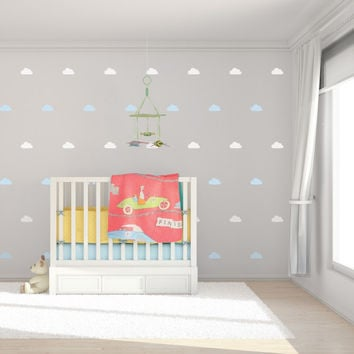 Lil' Dreamy Clouds Mini-Pack Wall Decals