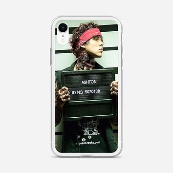 Really Punk Rock Ash iPhone XR Case