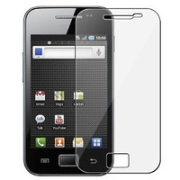 TOOGOO Three Clear Screen Protectors / Covers for Samsung Galaxy Ace GT-S5830