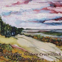 Dreamscape Cross Stitch Kit By Rosie Brown RBDRMSPE