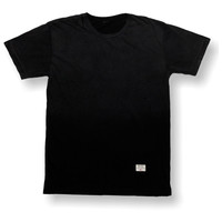 * Mister  Speckled Fade Tee - Black
