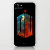 Doctor Who IV iPhone & iPod Case by Rain Carnival